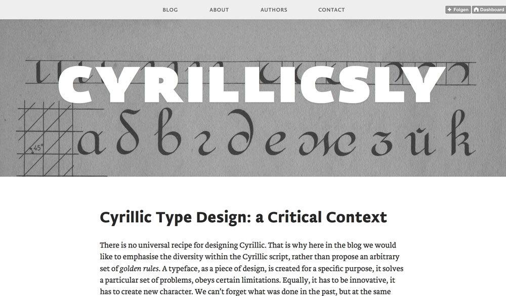 CYRILLICSLY.COM
