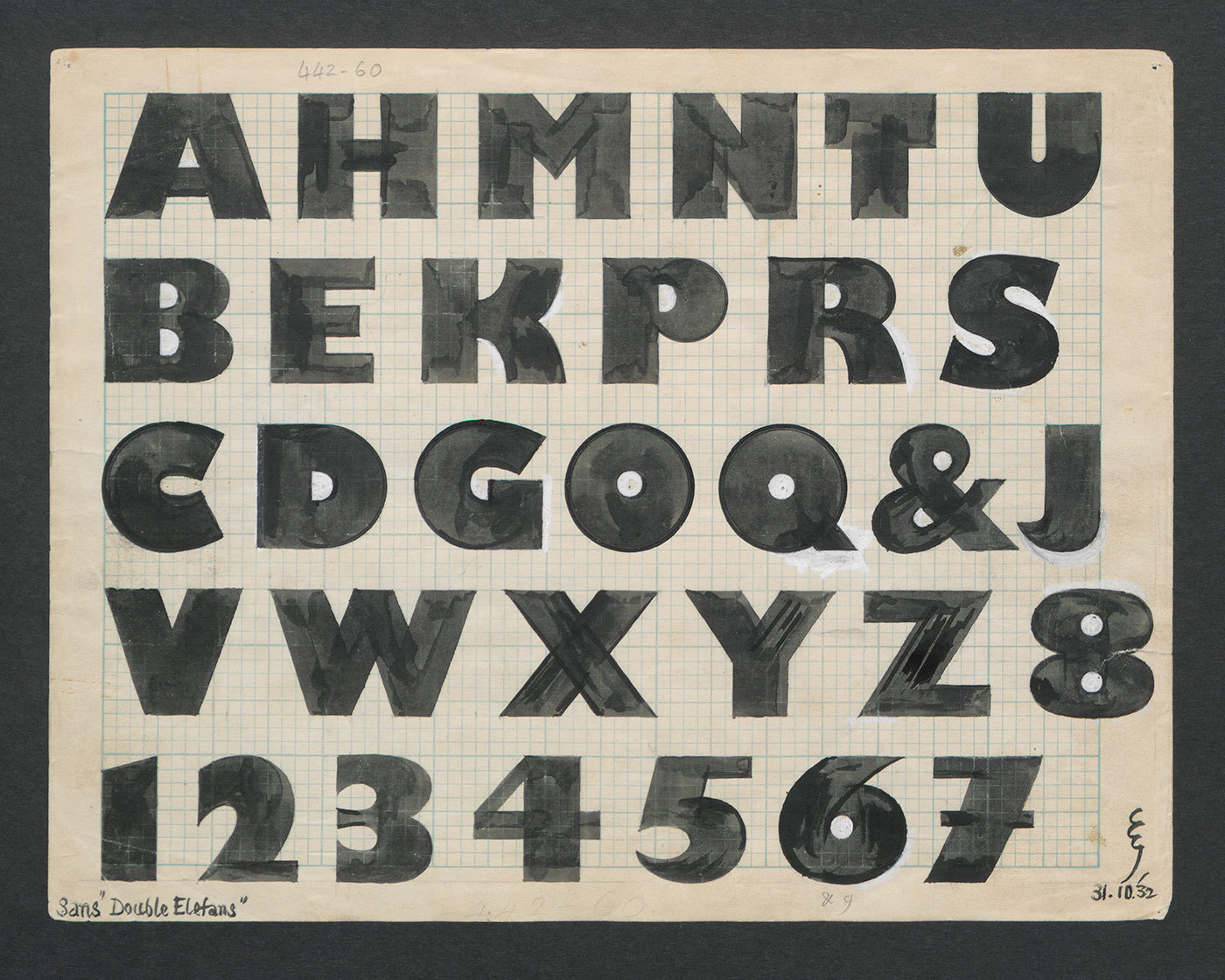 Monotype released the Eric Gill Series - Journal - Typography Guru