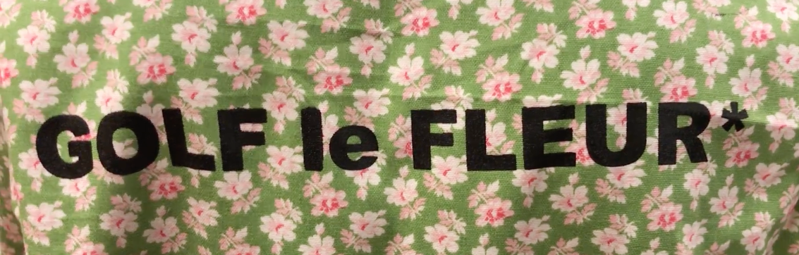 Golf Le Fleur Font Needed For Personal Art Project Font Identification Typography Guru