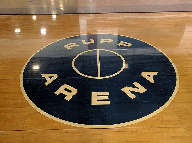Rupp_Arena_center_court_circle.jpg