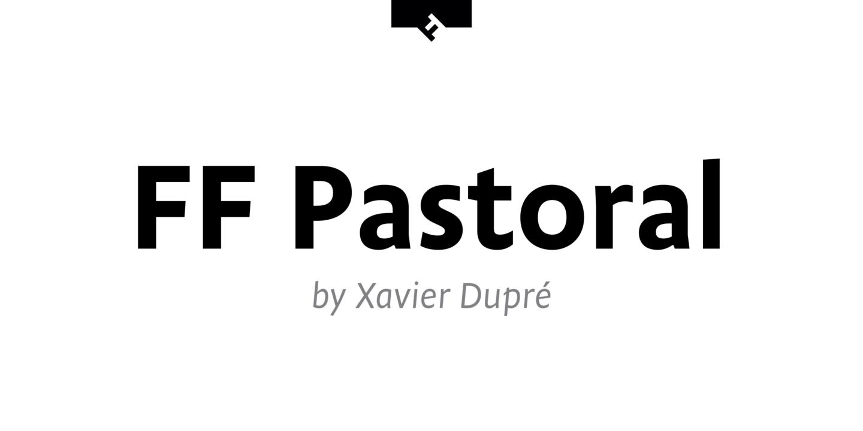 FF Pastoral by FontFont