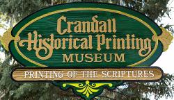 Crandall Historic Printing Museum