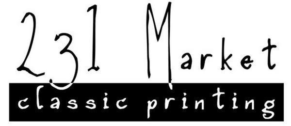 231 Market Classic Printing