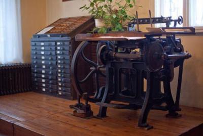 Kner Printing Industry Museum