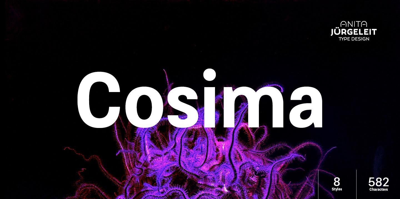 Cosima by Anita Jürgeleit