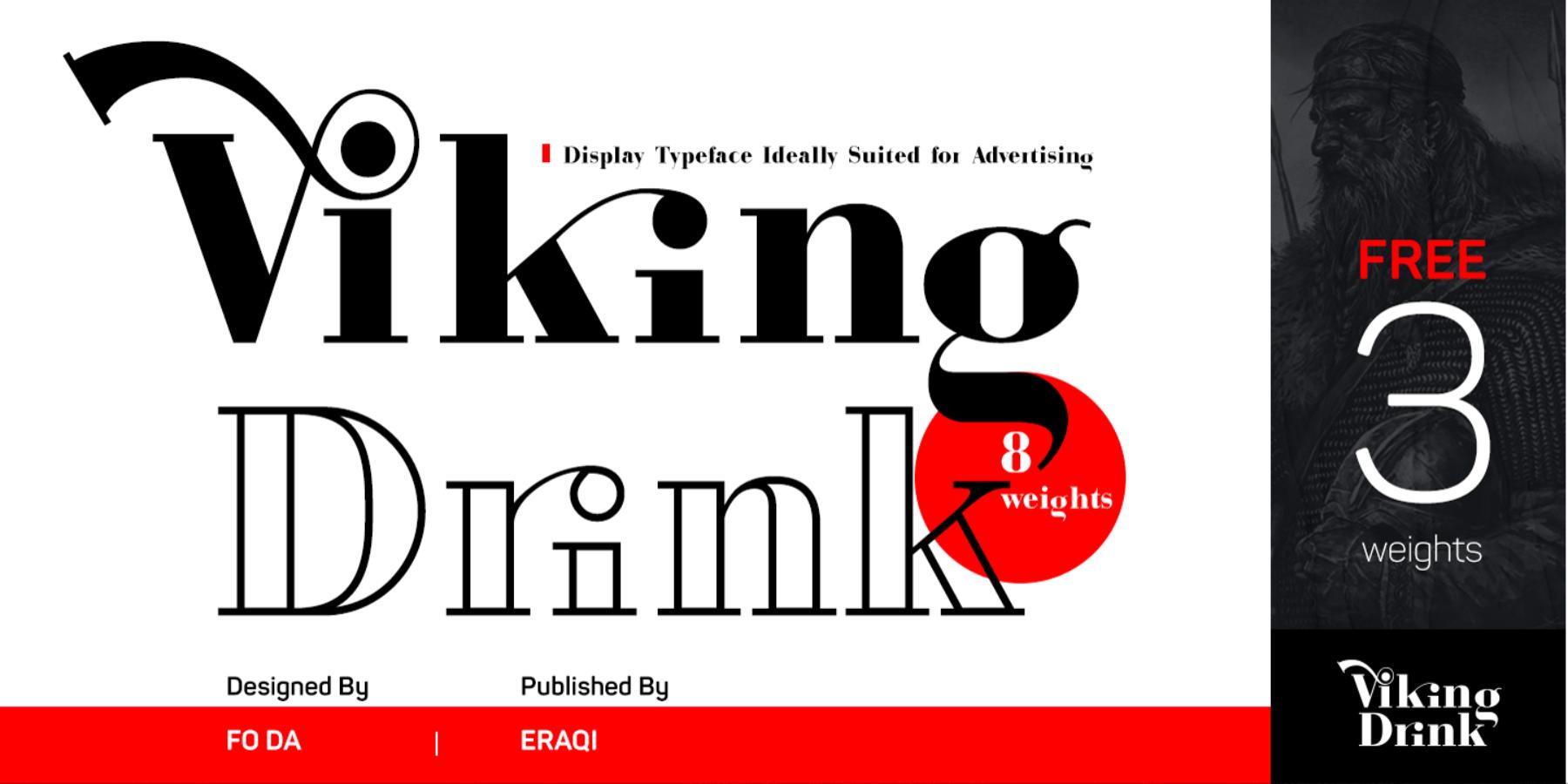 Viking Drink by Fo Da