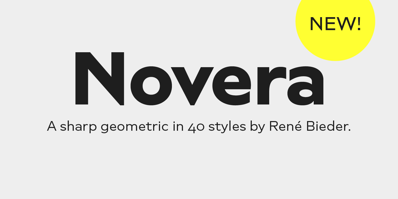 Novera by Rene Bieder