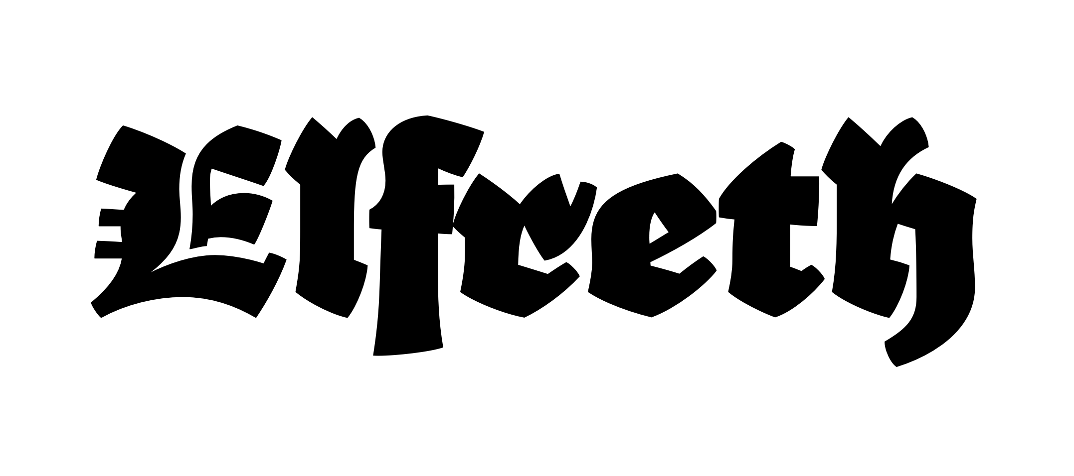Elfreth by JTD type