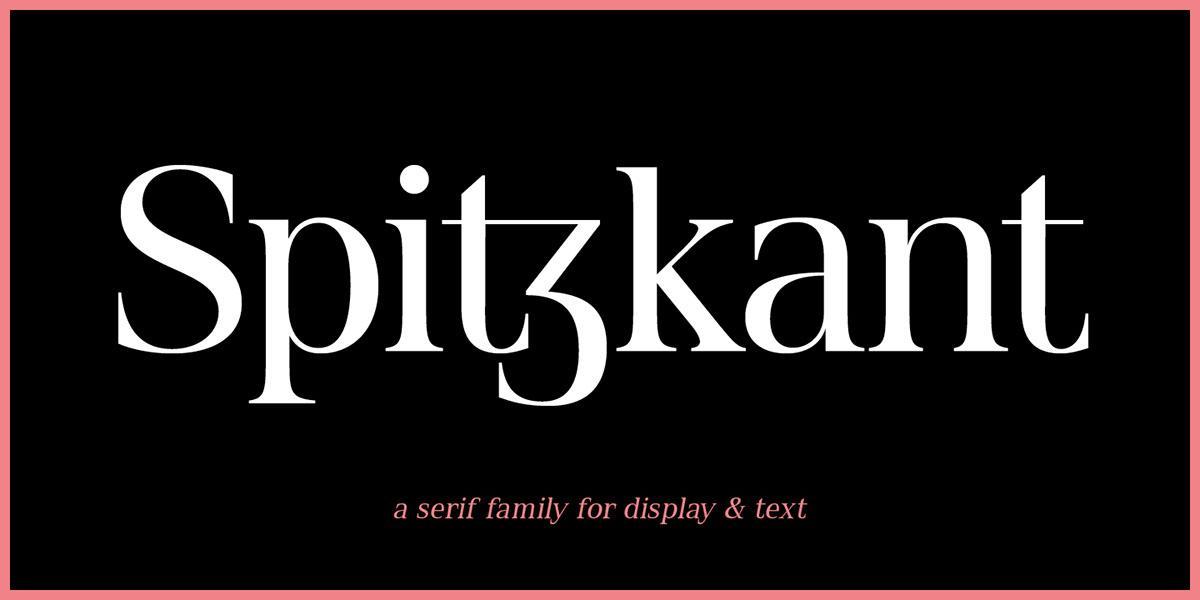 Spitzkant by Julien Fincker
