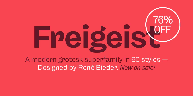 Freigeist by Rene Bieder
