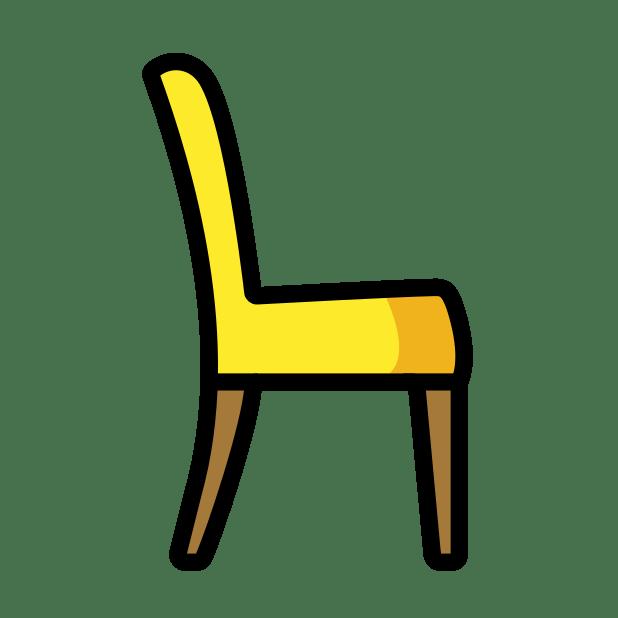 Chair Emoji Meanings Typography Guru